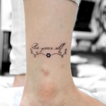 レターのタトゥー,Letter Tattoo,刺青・タトゥースタジオ 女性彫師 恵華-Keika-
