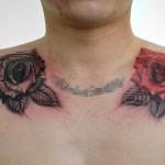 バラのタトゥー – Rose Tattoo