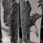 ワシのタトゥー, Eagle Tattoo,Tattoo,刺青,タトゥースタジオ,女性彫師,恵華,Keika